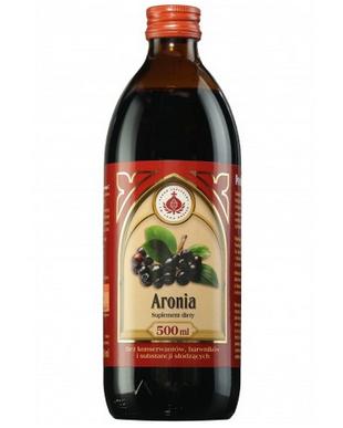 Sok z Aronii 500 ml